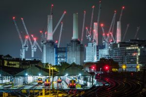 Battersea Power Station London Commended in Landscape Photographer of the Year LPOTY Urban Photography Night